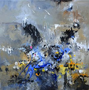 abstract 887140 - Pol Ledent's paintings