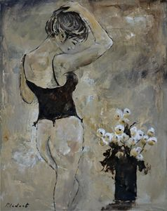 nude 456121 - Pol Ledent's paintings