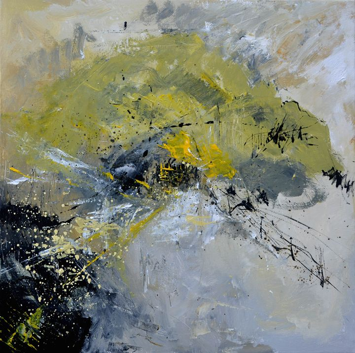 abstract 887130 - Pol Ledent's paintings