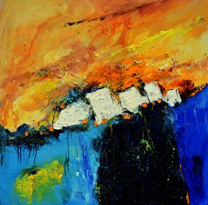 abstract 88512181 - Pol Ledent's paintings