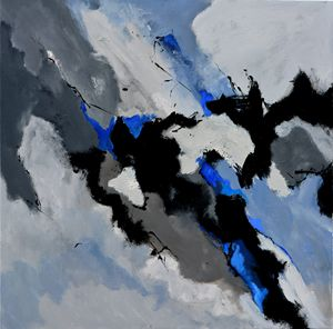 abstract 886150 - Pol Ledent's paintings