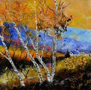 autumn 886130 - Pol Ledent's paintings