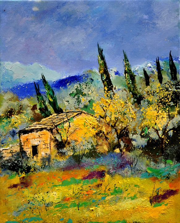 Provence 452190 - Pol Ledent's paintings