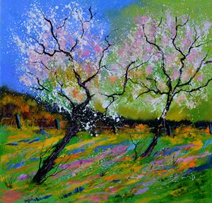 spring 8861 - Pol Ledent's paintings