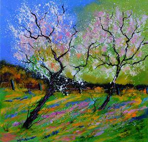spring 8861 - Pol Ledent's paintings