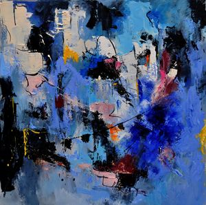 abstract 66211112 - Pol Ledent's paintings