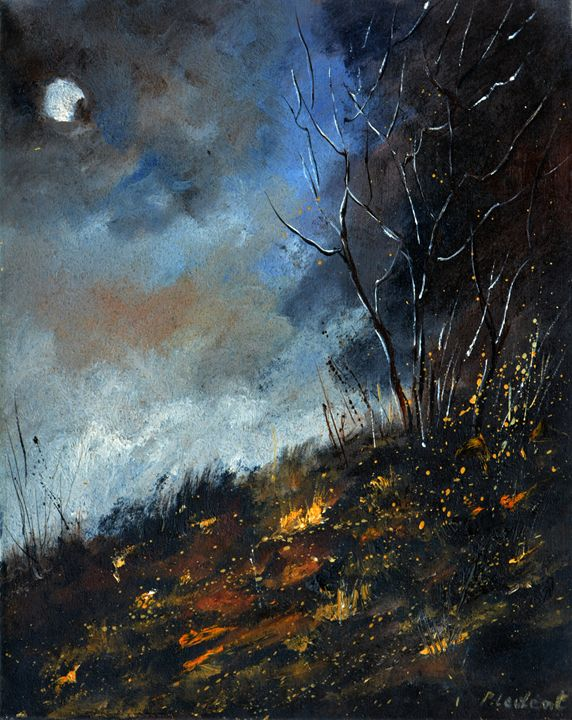 moonshine 456121 - Pol Ledent's paintings