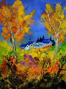 Summer 575 - Pol Ledent's paintings
