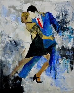 Tango 455130 - Pol Ledent's paintings
