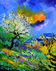 summer 514070 - Pol Ledent's paintings