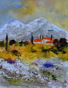Provence 455150 - Pol Ledent's paintings