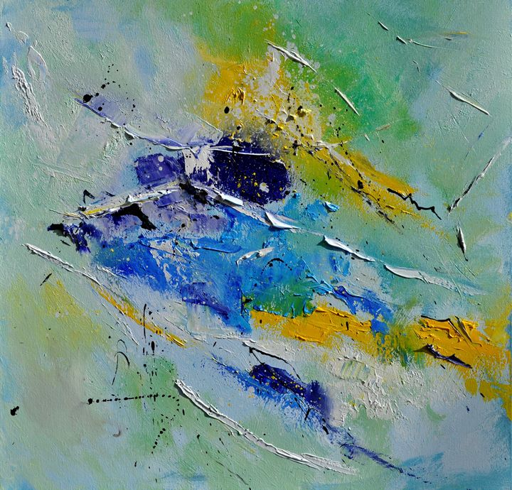 abstract 6621803 - Pol Ledent's paintings