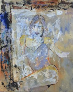 young girl 456170 - Pol Ledent's paintings