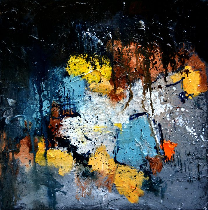 abstract 4461202 - Pol Ledent's paintings