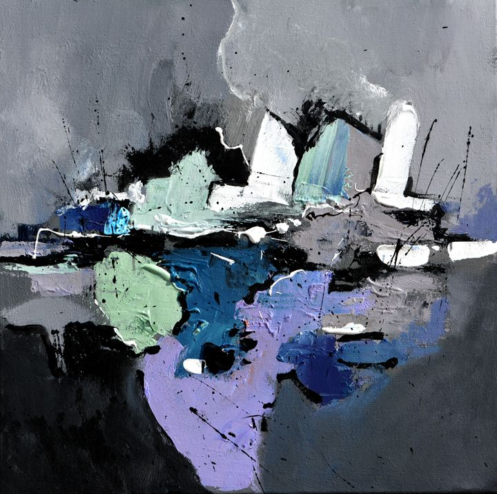 abstract 4451701 - Pol Ledent's paintings