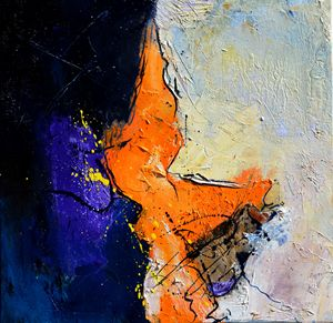 abstract 4441507 - Pol Ledent's paintings