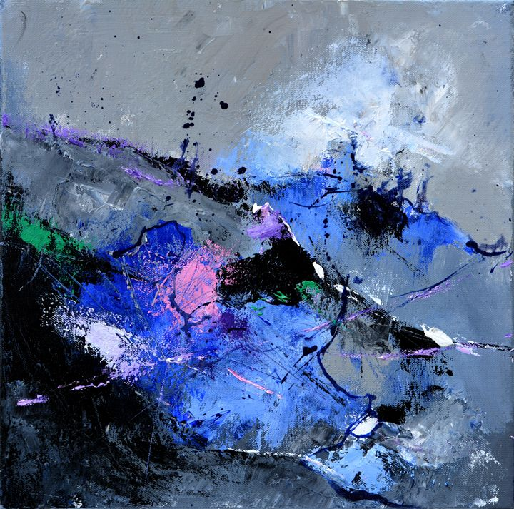abstract 4451505 - Pol Ledent's paintings