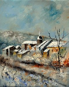 Chassepierre 452180 - Pol Ledent's paintings