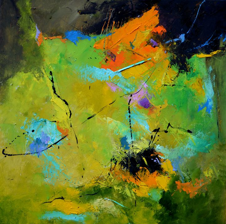 abstract 61211 - Pol Ledent's paintings
