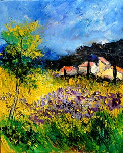 Provence 562180 - Pol Ledent's paintings