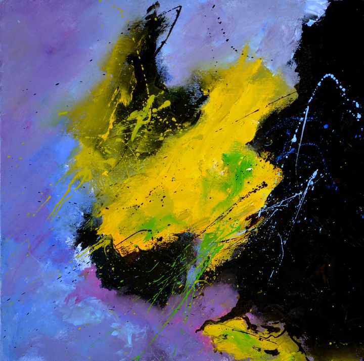 abstract 61902 - Pol Ledent's paintings