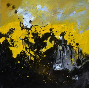 abstract 556190 - Pol Ledent's paintings