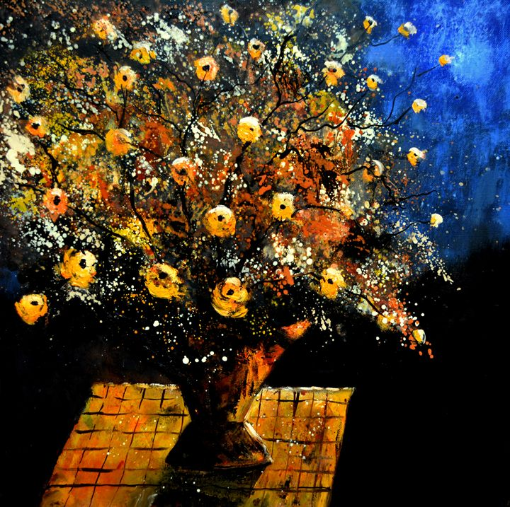 still life 556190 - Pol Ledent's paintings