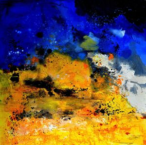 abstract 88763 - Pol Ledent's paintings
