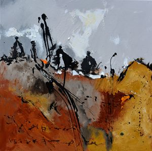 abstract 5561702 - Pol Ledent's paintings
