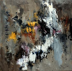 abstract 5561301 - Pol Ledent's paintings