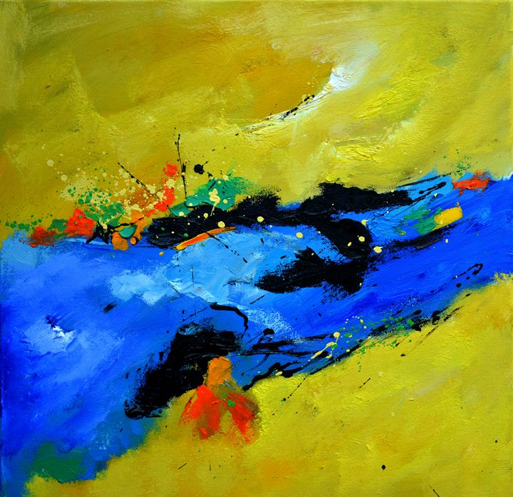 abstract 5561101 - Pol Ledent's paintings
