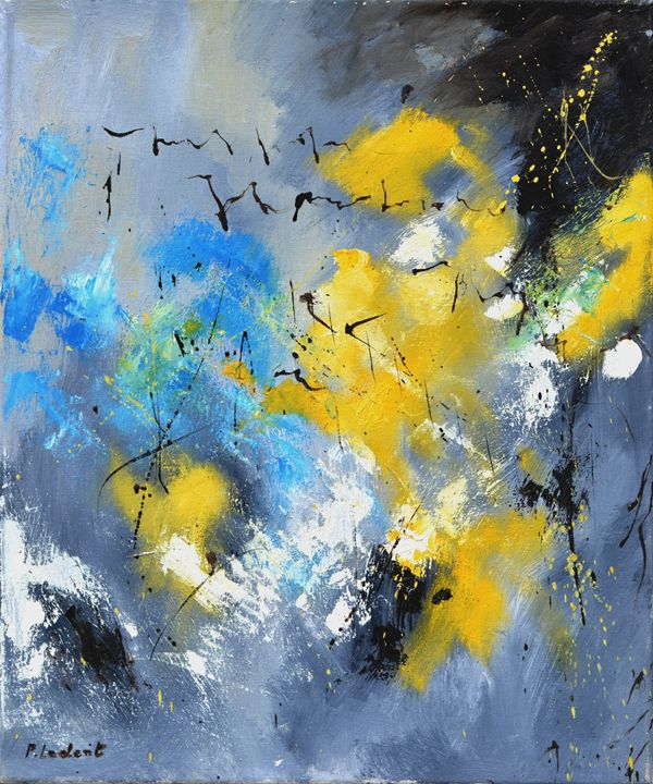 abstract 9070 - Pol Ledent's paintings