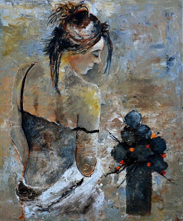 Lingerie 565121 - Pol Ledent's paintings