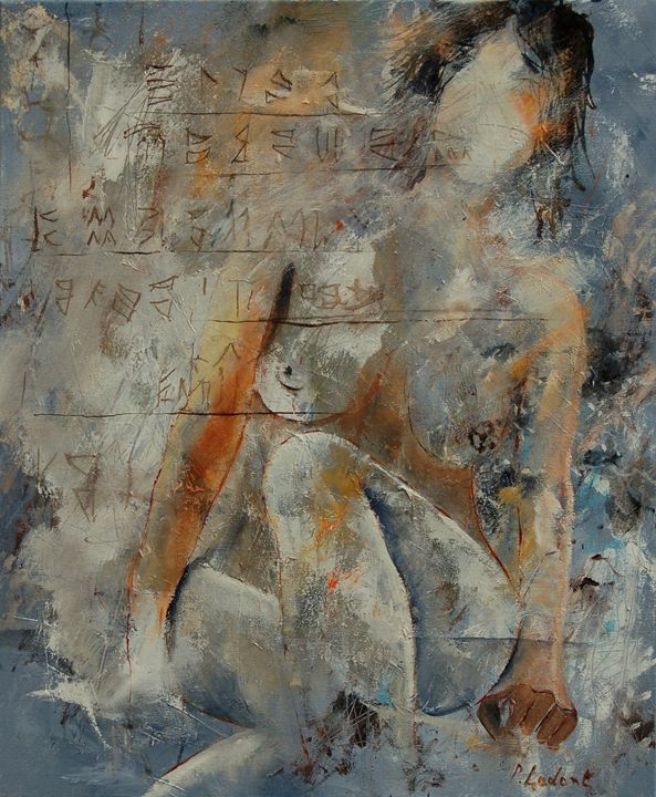 Nude 56852 - Pol Ledent's paintings