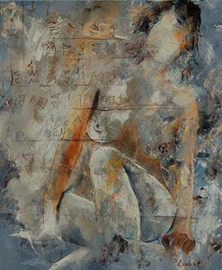 Nude 56852 - Pol Ledent's paintings
