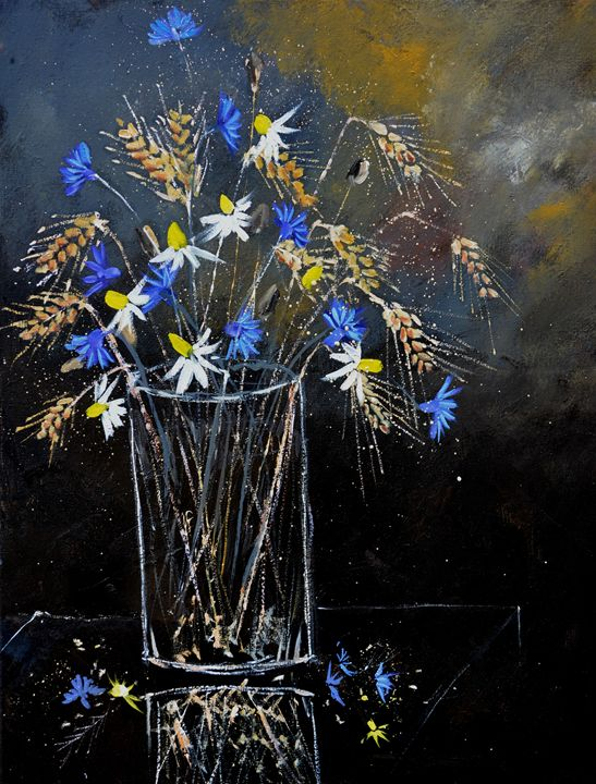 still life 45256 - Pol Ledent's paintings