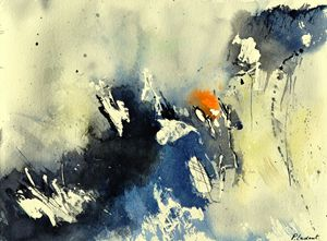 watercolor 218091 - Pol Ledent's paintings