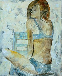 nude 565130 - Pol Ledent's paintings