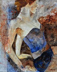 nu!de 1106 - Pol Ledent's paintings