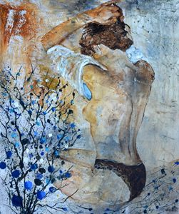 nude 565130 - Pol Ledent's paintings