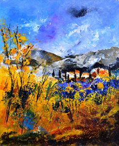 Provence 569011 - Pol Ledent's paintings