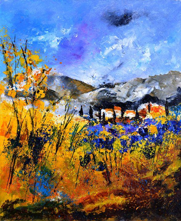 Provence 569011 - Pol Ledent's paintings