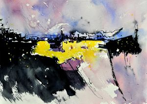 watercolor 218012 - Pol Ledent's paintings