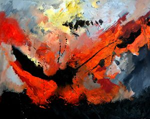 abstract 657140 - Pol Ledent's paintings