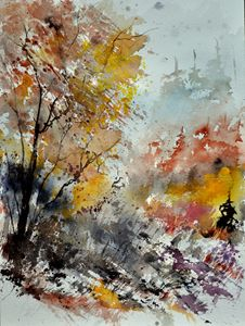 watercolor 445887 - Pol Ledent's paintings