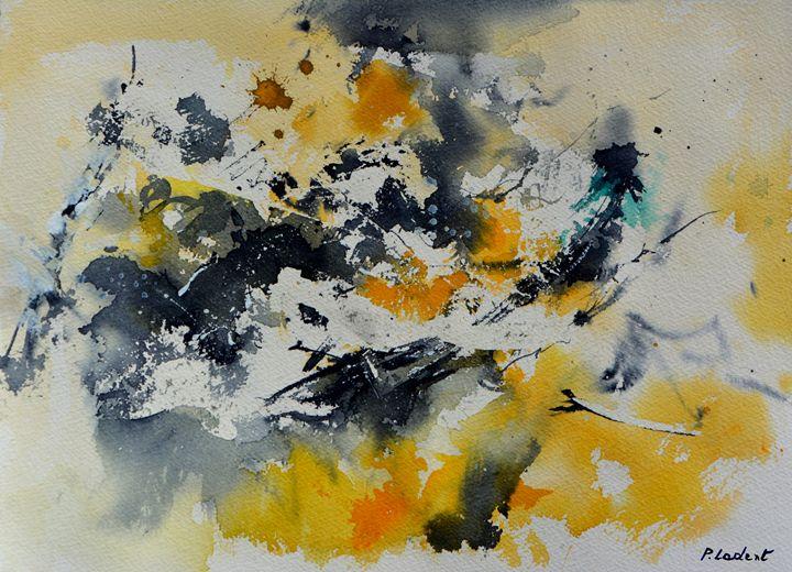 Chronos - Pol Ledent's paintings