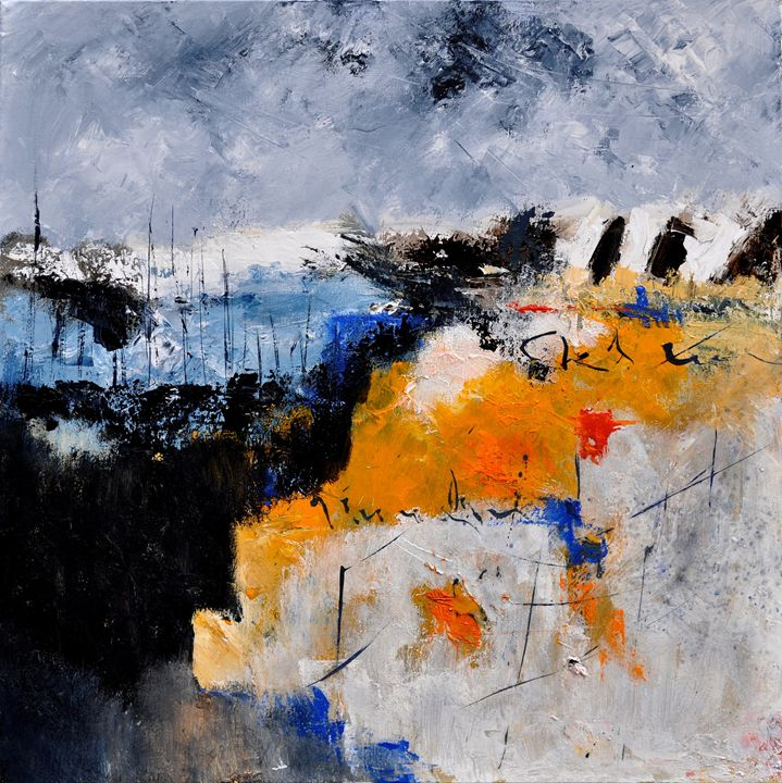 abstract 66211141 - Pol Ledent's paintings