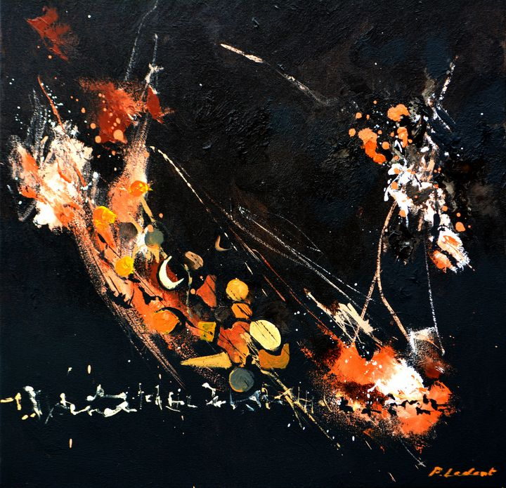 Stardust - Pol Ledent's paintings