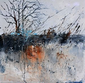 abstract 449101 - Pol Ledent's paintings