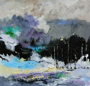 abstract 8911801 - Pol Ledent's paintings